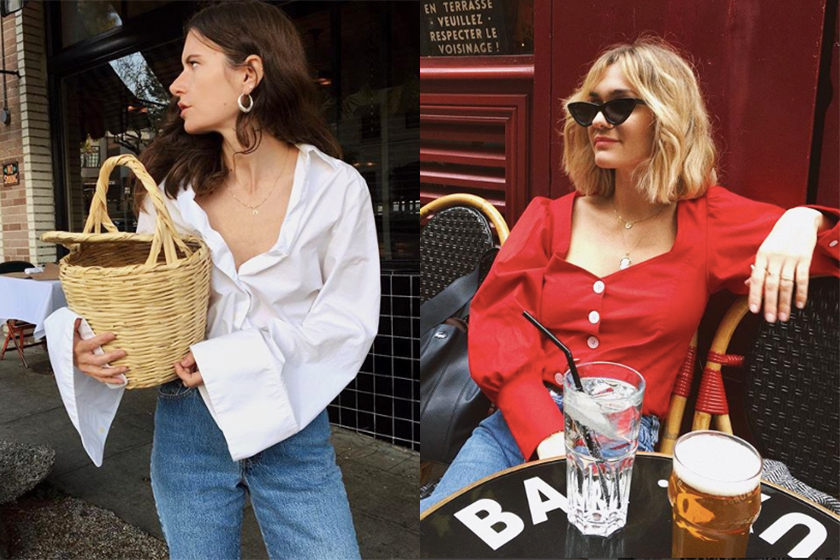 french girl effortless chic must have items for summer
