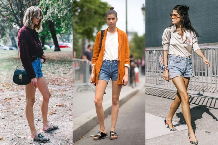 牛仔短褲該配甚麼鞋?不論你是 20 代還是 30 代,也要筆記一下!