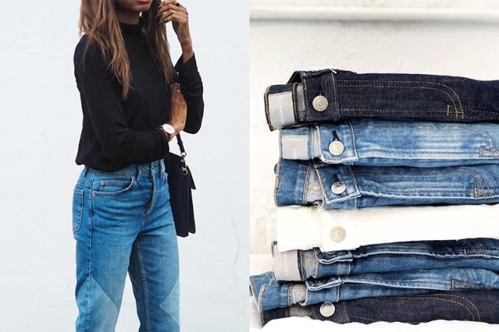 牛仔褲清洗與保養法則:只要簡單做到這 5 點,你的褲子將會更耐穿!