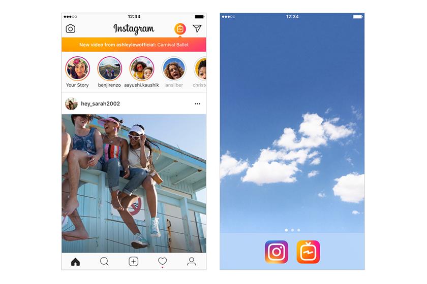 instagram igtv video hub details