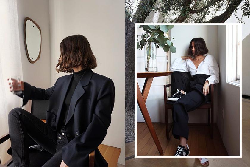 instgram girl to follow french style Marta Cygan