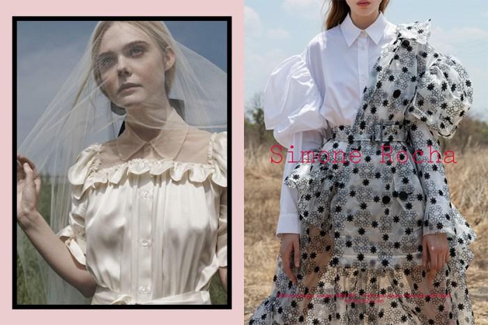 一種美得來不柔弱的浪漫主義,專訪設計師 Simone Rocha
