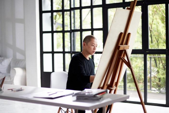 Jason Wu 首個與亞洲品牌的聯乘誕生!作品更暴露了這個才子的藝術觀!