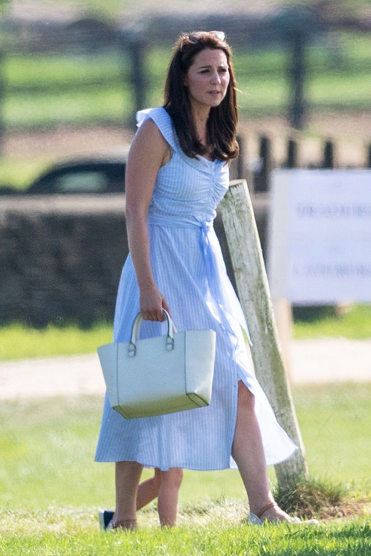 kate-middleton-zara-blue-dress-polo-match