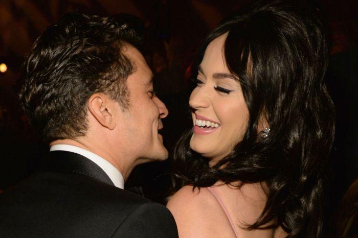好閃!Katy Perry 不小心把與 Orlando Bloom 的「私密對話」公開了