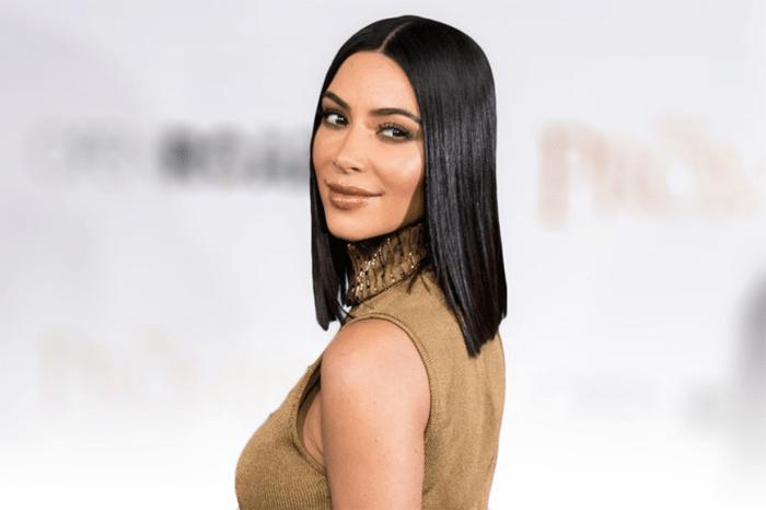 天啊,Kim Kardashian 竟然換了這個一般人難以駕馭的新髮色!