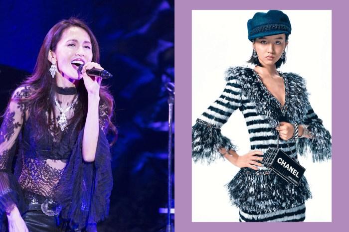 工藤靜香在演唱會上演唱新歌,作曲的正正就是女兒 Kōki!