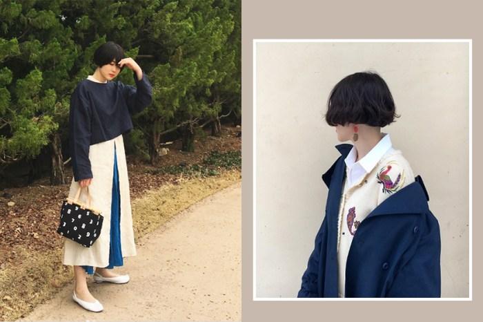 最會穿搭的韓國 IG Girl:這位短髮女生的造型,每一個都好看得讓人想 Copy!