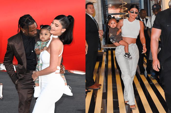 Kylie Jenner 把小女兒的照片全數刪除,原來是因為收到綁架恐嚇⋯⋯