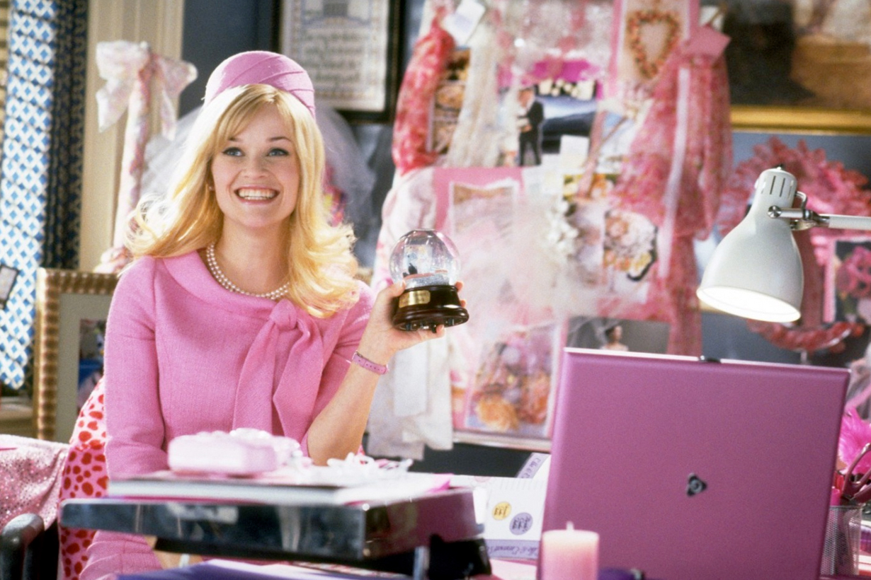 legally blonde 3 reese witherspoon confirmed movie