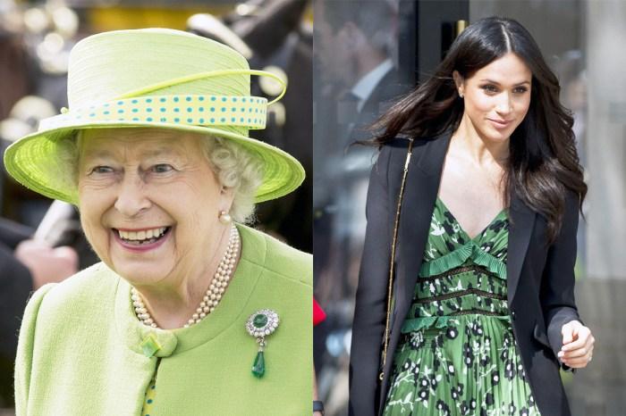 梅根王妃將要單獨陪英女王出遊,更會比哈里王子快一步享受這項皇室特權!