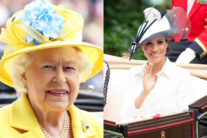 加入皇室才一個多月,Meghan Markle 就經已接管了英女王最喜歡的這項工作!