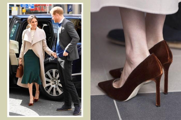 為什麼堂堂皇室公爵夫人,Meghan Markle 經常都要穿不合腳的高跟鞋?