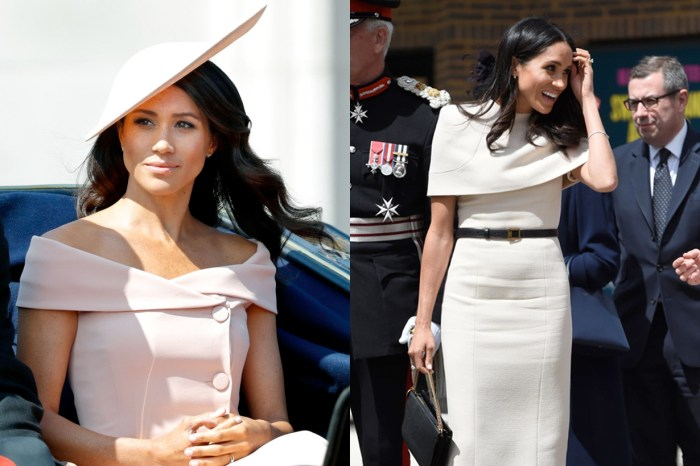 Meghan 嫁入皇室至今的衣著花費?專家粗估:1 百萬美金!