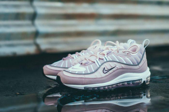 又一雙無法抗拒的夢幻波鞋:Nike Air Max 98「玫瑰粉」上架!