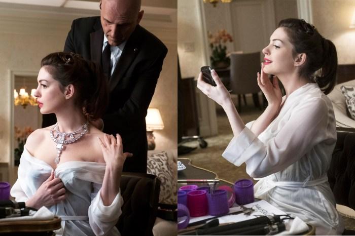 Ocean's 8 導演透露,戲中自戀又難搞的女明星竟然是以 Anne Hathaway 作為藍本?