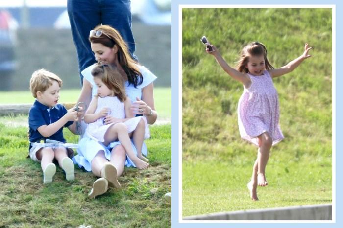 喬治王子和夏洛特公主原來也有這一面!撇下封號他們也只是孩子呢!