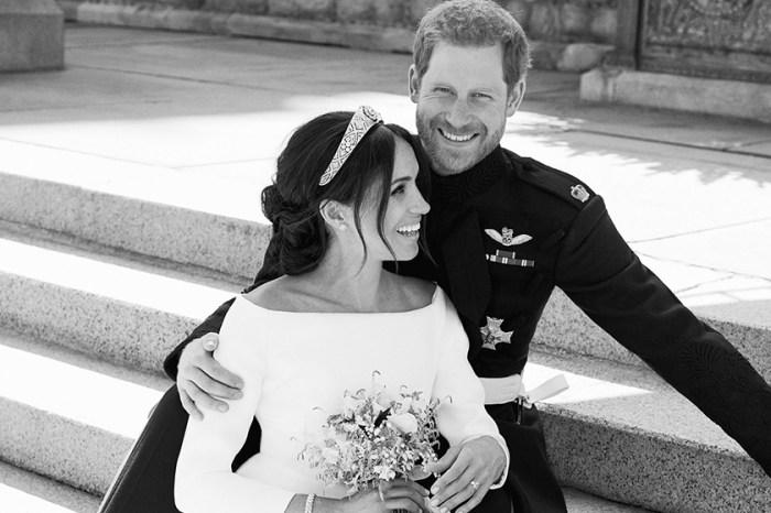那張超甜蜜的婚照竟只是一個巧合?相中的他們原來在笑這件事件!
