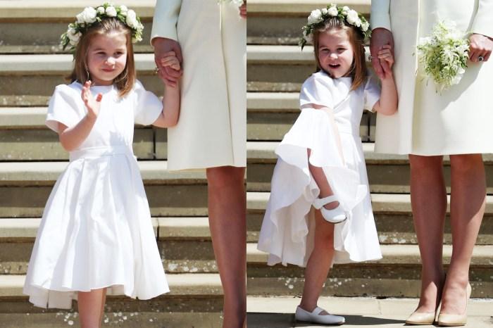 最小的潮流指標?威廉王子透露 3 歲的夏洛特公主經已有其一套時尚品味了!