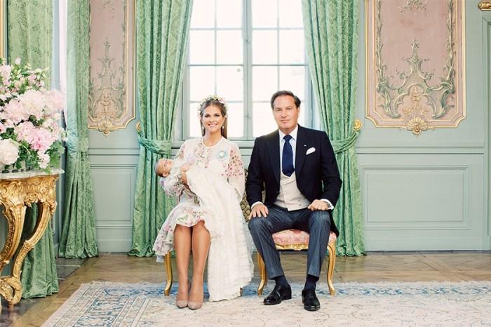 可愛程度爆錶!所指的是被喻為「最美公主」所誕下的皇室寶寶 Adrienne