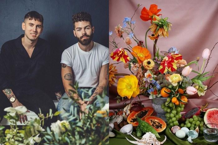 專訪國際知名花藝團隊 Putnam & Putnam:「縱然過程不輕鬆,但一切都是值得的」