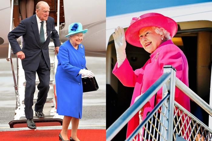 女皇果然與眾不同:What?英女皇每次出遊時竟然會帶這些東西?