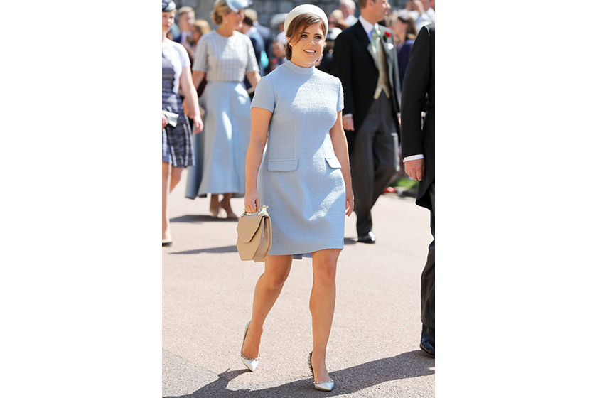 Princess Eugenie style