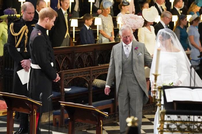 皇室冷知識:哈利和梅根的子女要過這關才能成為王子公主!