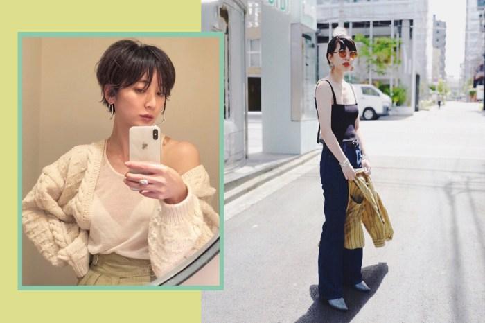 向日系品牌設計師偷學幾招,她們可能是最會穿搭的 3 位短髮女生!