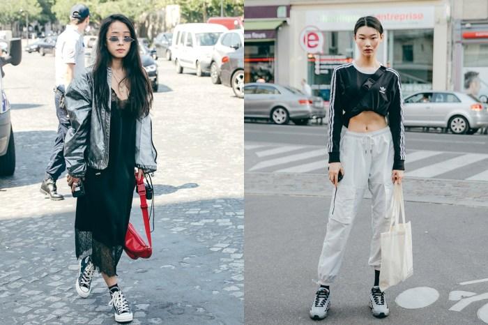 除了 Tee + Jeans 之外,你一定要知道這些百搭的波鞋穿搭公式!
