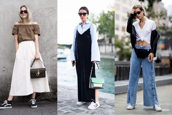 波鞋原來可以這樣搭?夏日波鞋造型靈感 30+,讓你跟上時尚達人的步伐!