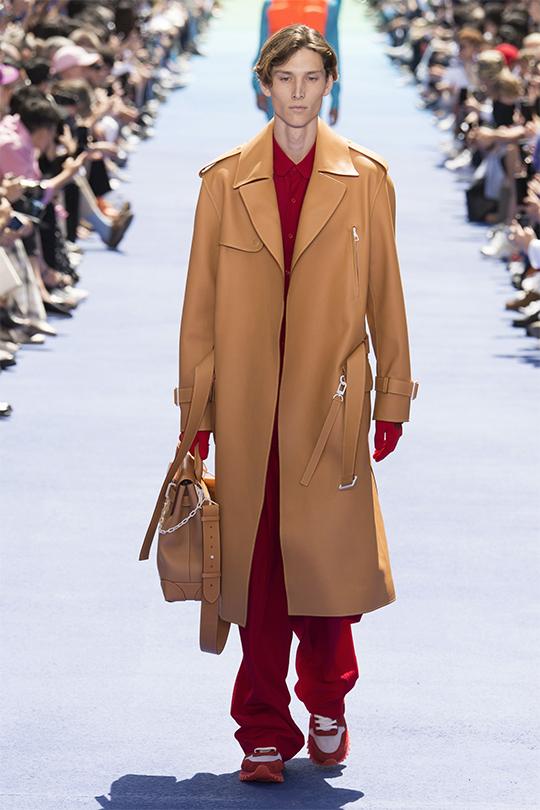 Ss2019 menswear fashion week handbags for women