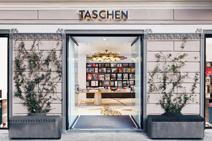 藝術書迷有福了!Taschen 宣布於香港開設亞洲第一家旗艦店