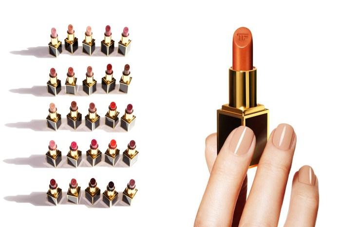 Tom Ford 唇膏粉絲注意!這款一早賣斷市的限量版顏色將要重新上市!