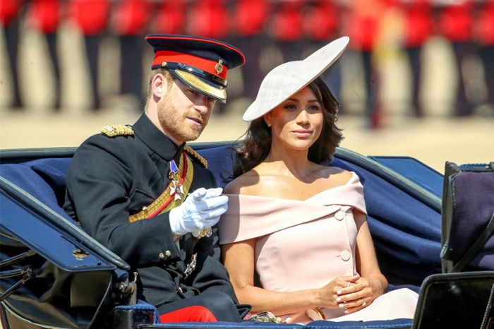 姐就是率性!就連慶祝英女王生日,Meghan Markle 也要打破規定!
