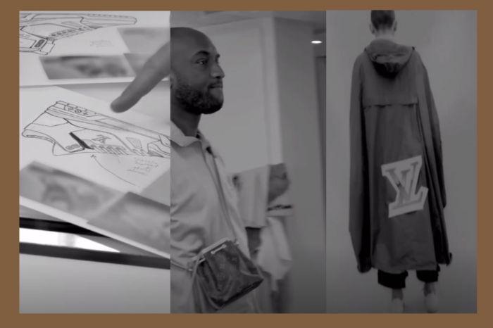 Virgil Abloh 揭示了入主 Louis Vuitton 後設計的第一款球鞋及手袋!