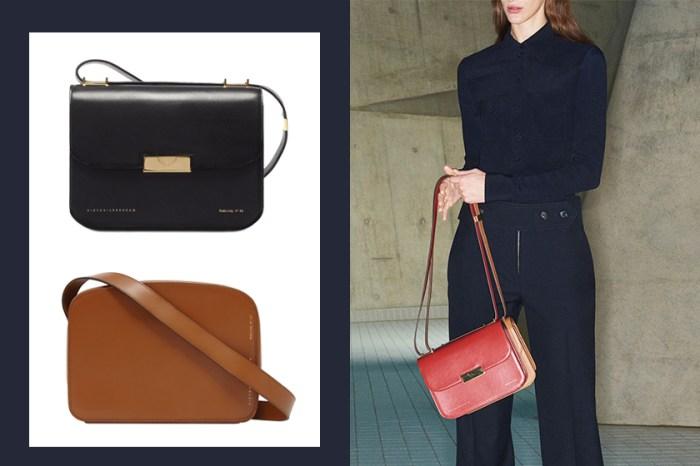 如果你鍾情 Céline 式簡約美學,相信你也會愛上這個品牌的手袋!