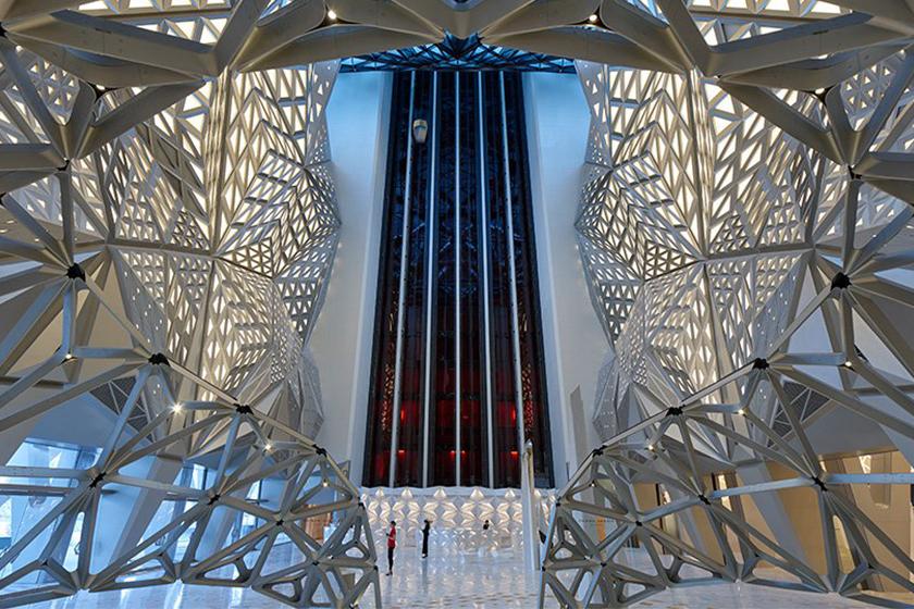 zaha-hadid-Macau Morpheus Hotel