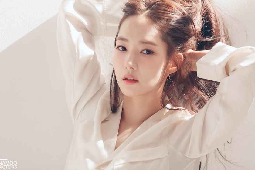 Park Min-young new photography What's Wrong with Secretary Kim
