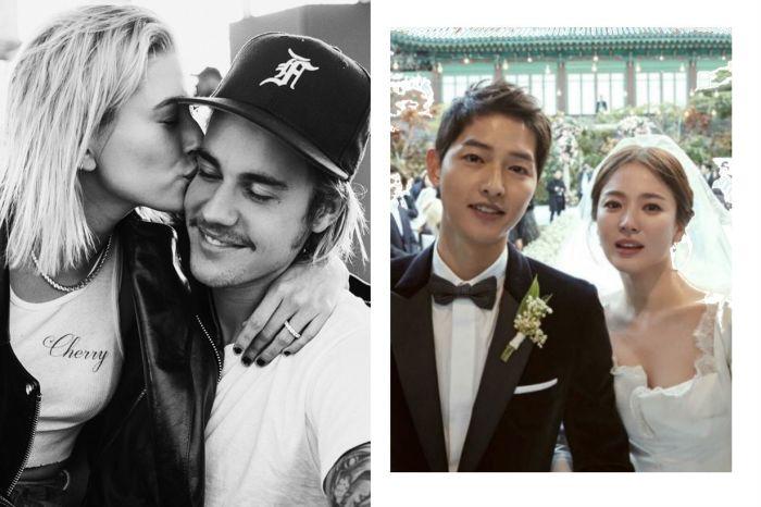 Justin Bieber 與 Hailey Baldwin 訂婚,竟與雙宋夫妻有這一段巧合?