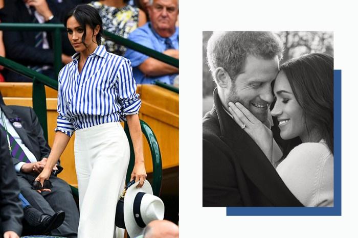Meghan Markle 服裝藏有小巧思?竟然和與 Prince Henry 的第一次約會有關!