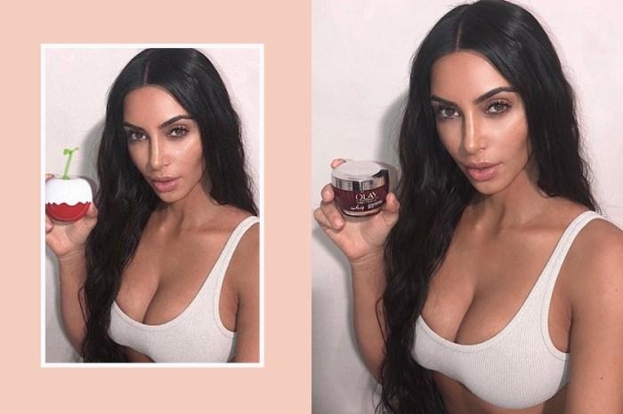 社群女王行銷手法?Kim Kardashian 新品宣傳照被抓包拿舊照重新 P 圖!