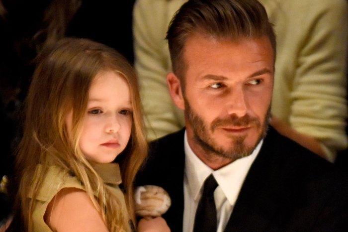 太誇張!David Beckham 送了這份「夢幻大禮」給小哈七當生日禮物!