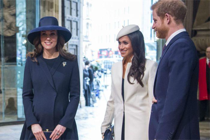 讓哈利王子決心娶 Meghan Markle,最大功臣竟然是 Kate Middleton?