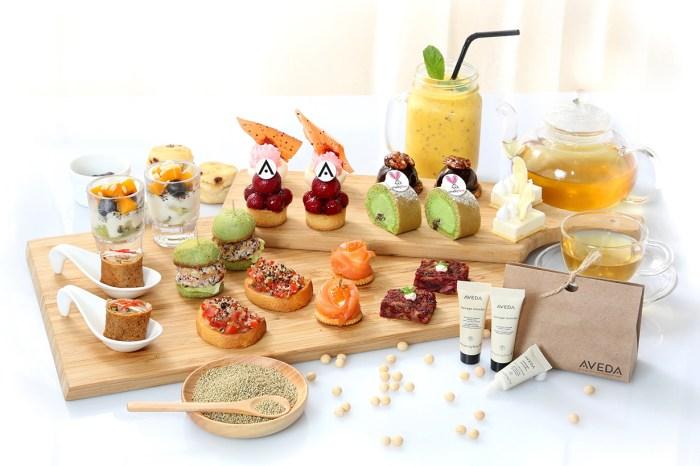 夏天要做的正經事:推介你 3 款要與閨蜜一起品嘗的下午茶!