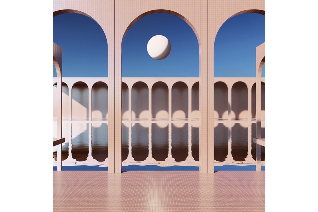 3D Architectural Spaces by Alexis Christodoulou
