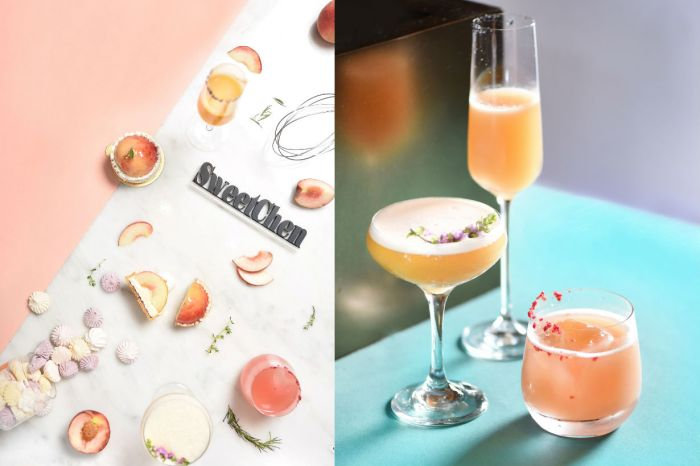 W-Hotel Taipei 與「甜點界的精品」聯手打造女孩們的奢華微醺下午茶!