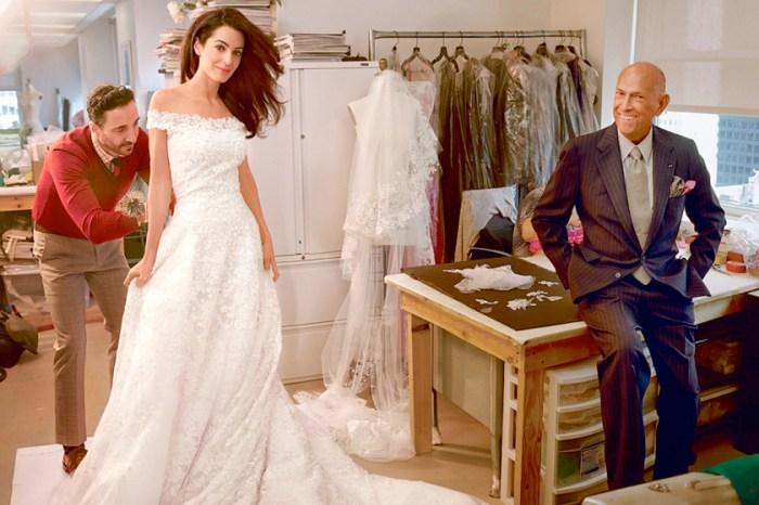 回顧那些《Vogue》見證過的世紀婚禮,每一場都像是童話故事!