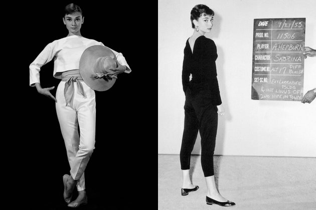 Audrey Hepburn Ballet Flats
