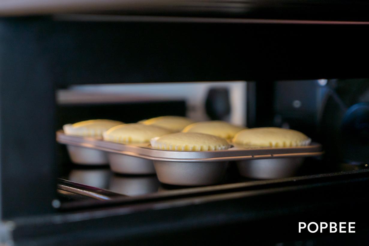 POPBEEbash  Bakebe 獨角獸杯子蛋糕烘焙工作坊圓滿結束!